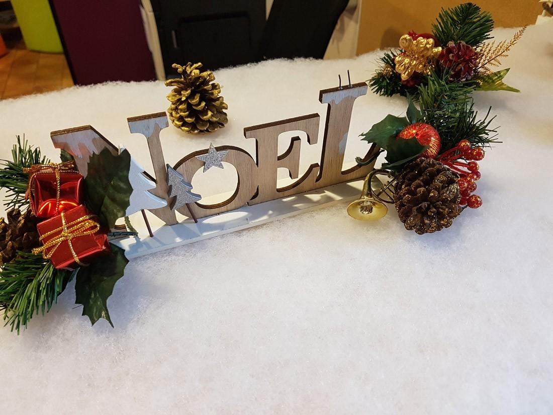 Décoration de Noël 2019